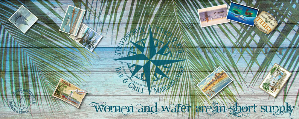 Margaritaville - Women and Water