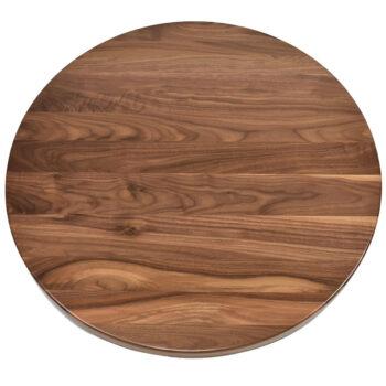 Natural Walnut Plank Custom Table Top