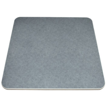 """Formica """"Infinity"""" Laminate with Dove Grey T-Mold Edge"""