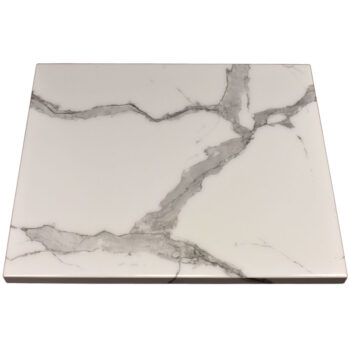 Carrera Stone Digital Print Self Edge Table Top