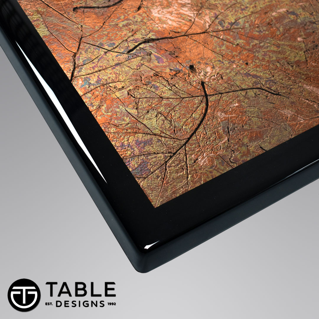 What you should know about Metal Inlay Restaurant Tables