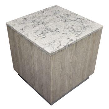 """Silestone """"Pietra"""" Occasional Table Square"""