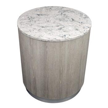 "Silestone ""Pietra"" Occasional Table Round"