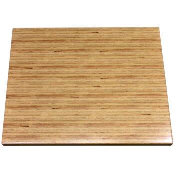 Plywood Core Digital Print with Maple Veneer Edge